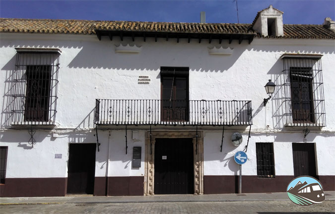 Palacio del Marqués de Ayamonte