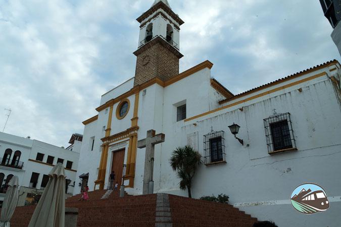 Iglesia de Nuestra Señora de las Angustias - Ayamonte