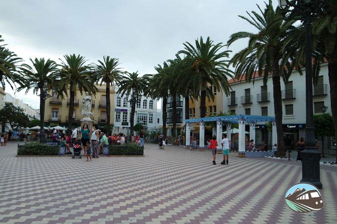 Plaza de la Laguna – Ayamonte