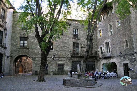 Plaza de Sant Felip Neri