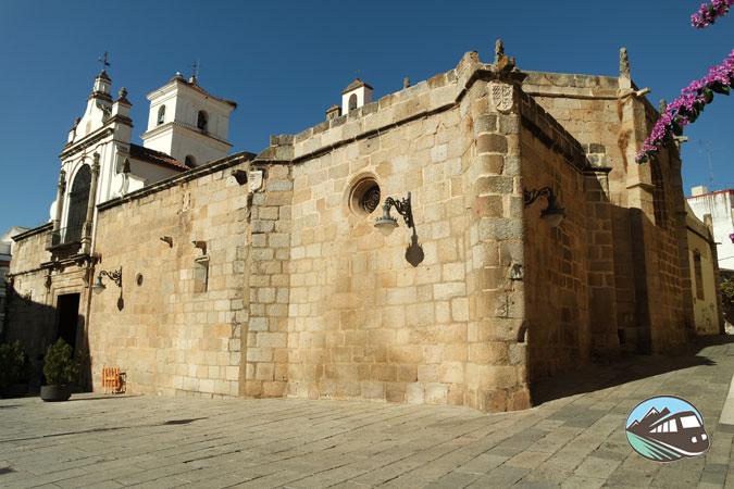 Concatedral de Santa María La Mayor - Mérida