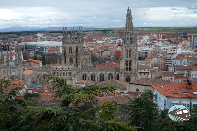 Mirador del Castillo – Burgos