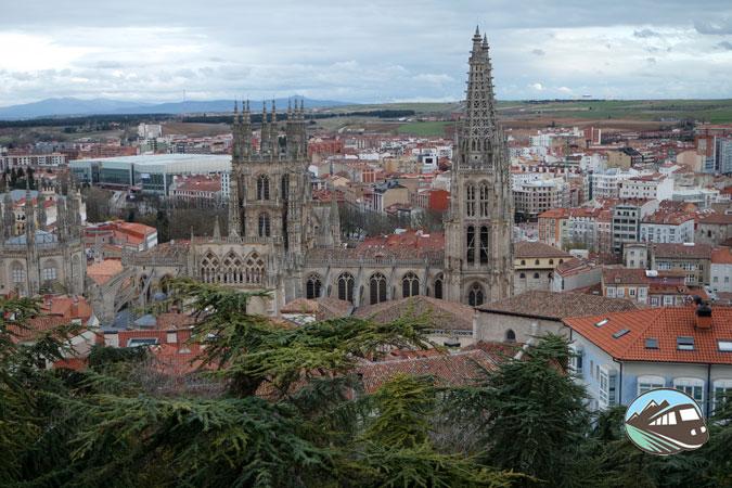 Mirador del Castillo - Burgos