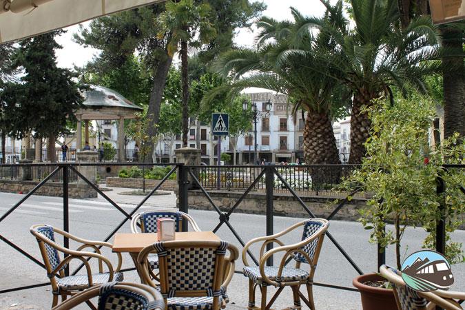 Plaza de España – Baeza