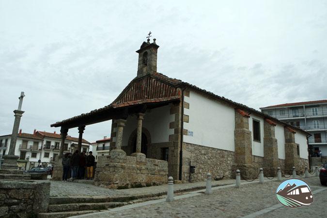 Ermita del Cristo del Santísimo -Candelario