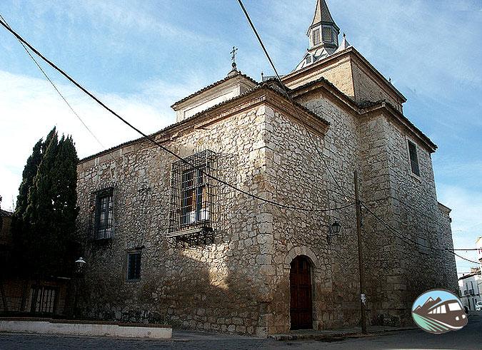 Iglesia de San Juan Bautista - Ocaña