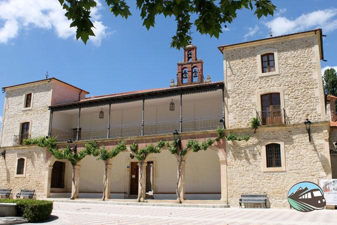 Santuario de la Virgen de las Viñas - Aranda de Duero