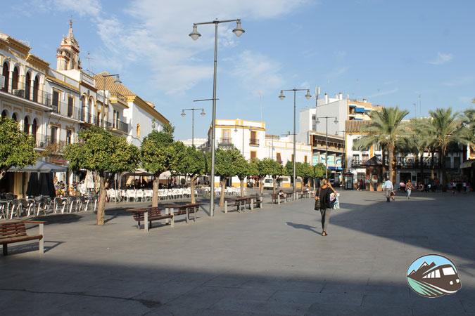 Plaza del Altozano - Utrera