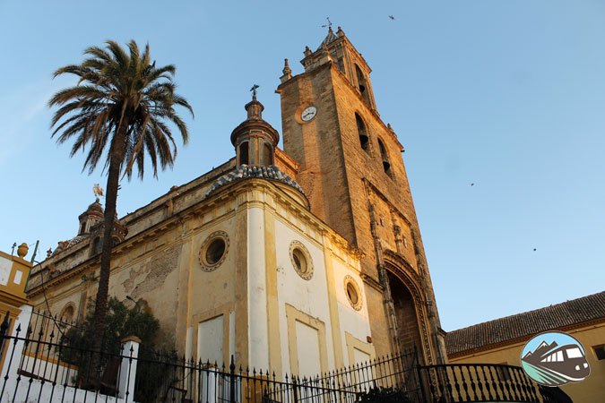 Iglesia Santiago El Mayor - Utrera