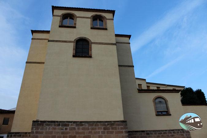 Monasterio de Santa María Magdalena - Alcaraz