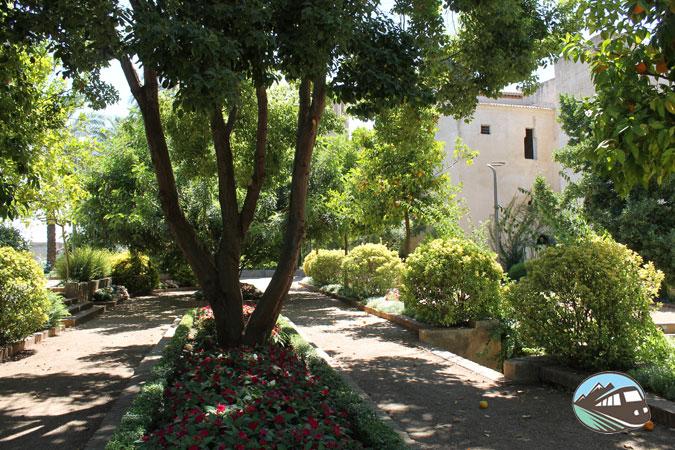 Jardines de la Galera - Badajoz