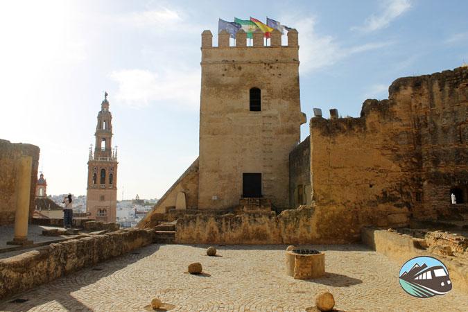 Alcázar de la Puerta de Sevilla - Carmona