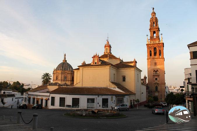 Iglesia de San Pedro - Carmona