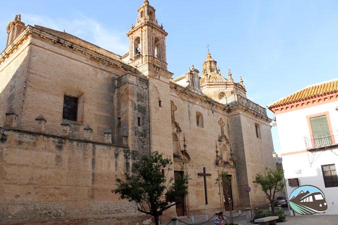 Monasterio de las Descalzas - Carmona