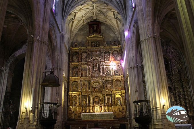 Iglesia Prioral de Santa María – Carmona