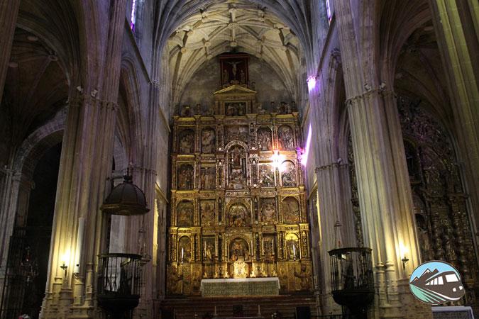Iglesia Prioral de Santa María - Carmona