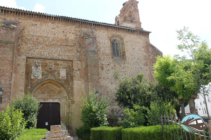 Iglesia de Santiago - Llerena