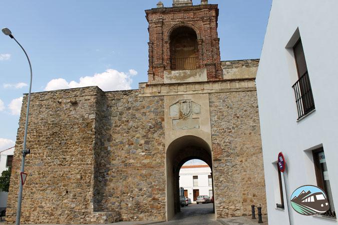 Puerta de Montemolin - Llerena