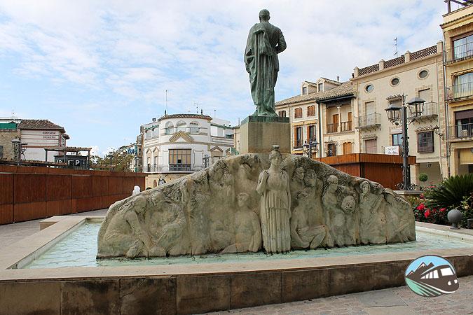 Plaza de Andalucía – Úbeda