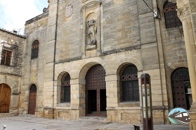 Oratorio de San Juan de la Cruz - Úbeda