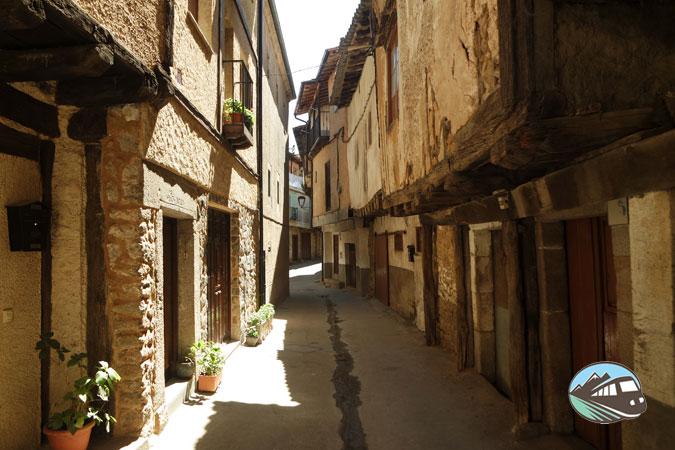 Calles de San Martín del Castañar
