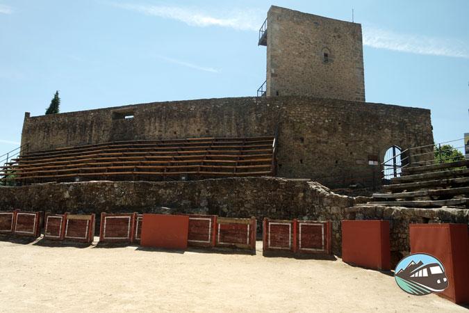 Castillo de San Martín del Castañar