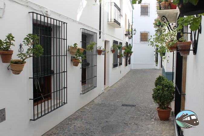 Barrio de la Villa - Priego de Córdoba