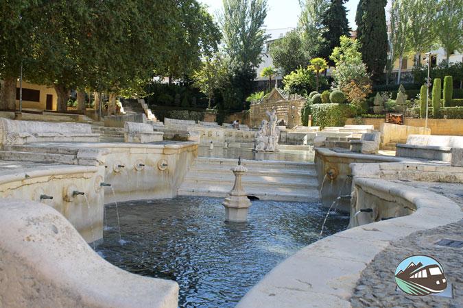 Fuente del Rey - Priego de Córdoba