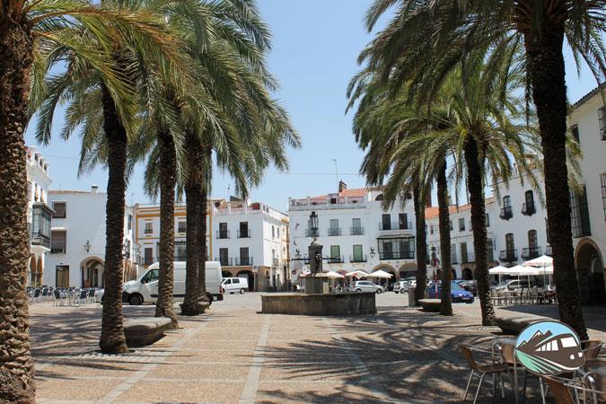 Plaza Grande - Zafra