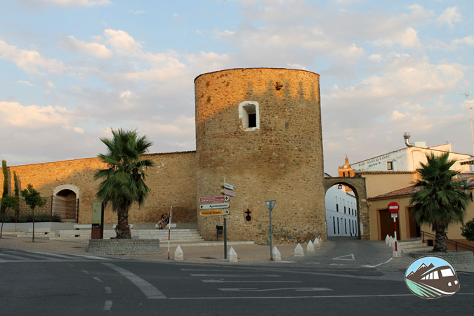 Puerta del Cubo - Zafra