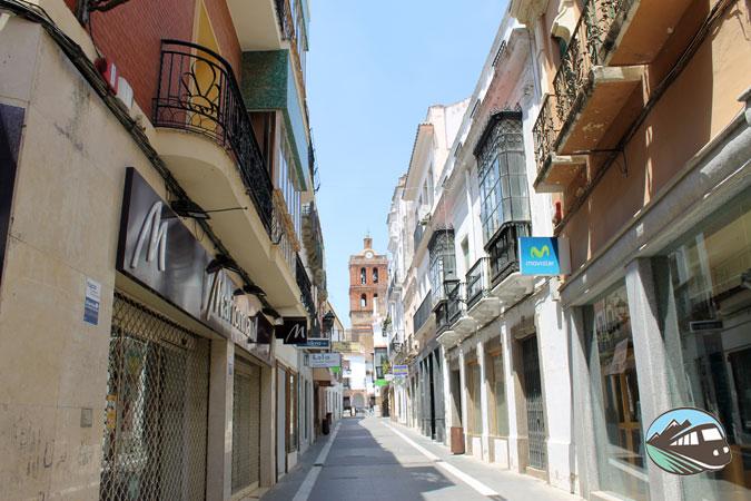 Calles de Zafra