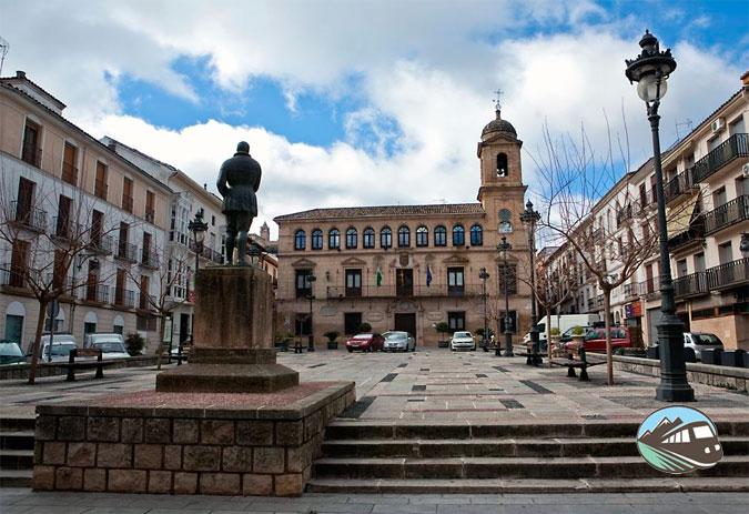 Plaza del Arcipreste de Hita – Alcalá La Real
