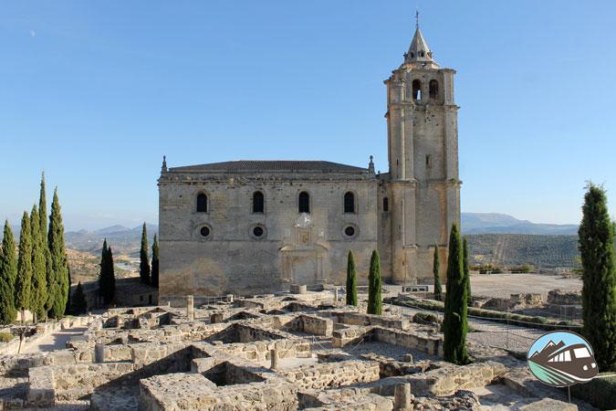 Iglesia Mayor Abacial - Alcalá La Real