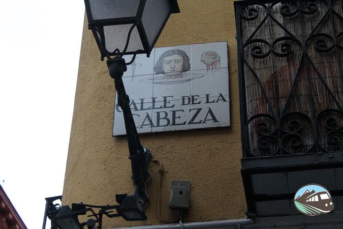 Calle de la Cabeza - Lavapiés