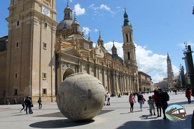 Plaza del Pilar – Zaragoza