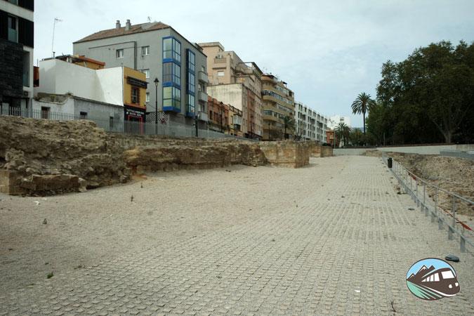 Parque Arqueológico de las Murallas Meriníes - Algeciras