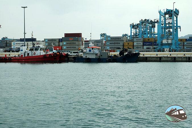 Puerto de Algeciras - Algeciras
