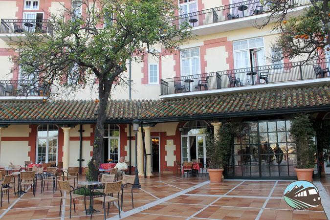 Hotel Reina Cristina - Algeciras