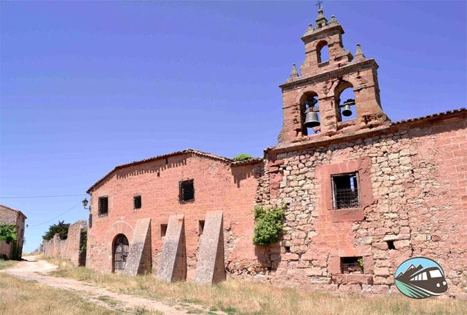 Beaterío de San Román - Medinaceli