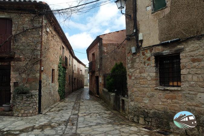 Calles de Medinaceli
