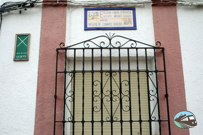 Casa de Cervantes - Alcázar de San Juan
