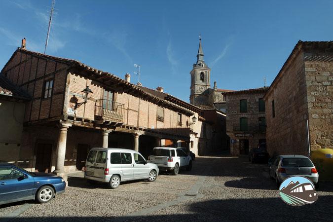 Casas medievales - Lerma