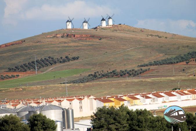 Cerro de San Antón - Alcázar de San Juan