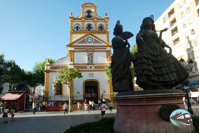 Las Tres Gracias - La Línea de la Concepción