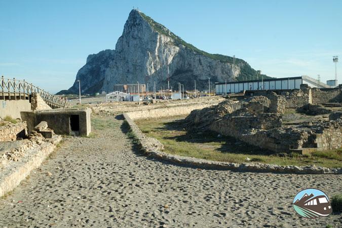 Fuerte de Santa Bárbara - La Línea de la Concepción