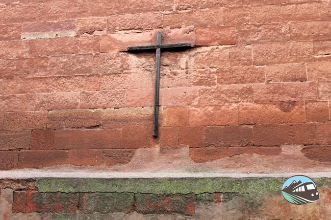 La cruz del fantasma - Alcázar de San Juan
