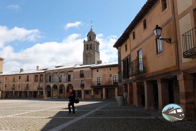 Plaza Mayor de Medinaceli