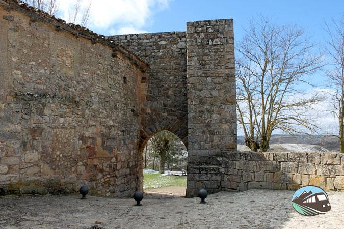 Puerta Árabe - Medinaceli
