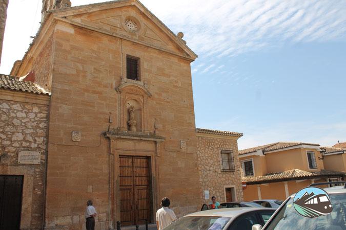 Convento de las Carmelitas – San Clemente