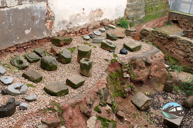 Yacimiento romano - Alcázar de San Juan
